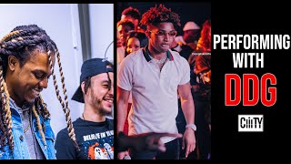 Dre OD Talks Performing With PONTIACMADE DDG, Getting Called the N Word, & Connection With Hoodrich.