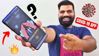 Corona Kavach App - How To Use? COVID-19 Tracking App India🔥🔥🔥