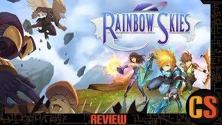 RAINBOW SKIES - REVIEW