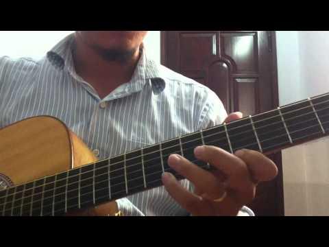 Học solo guitar - Câu guitar đơn giản áp dụng trên tất cả các dây [HocDanGhiTa.Net]