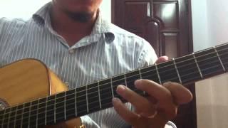 Câu guitar đơn giản áp dụng 6 dây đàn | Học solo guitar - Học guitar online | HocDanGhiTa.Net
