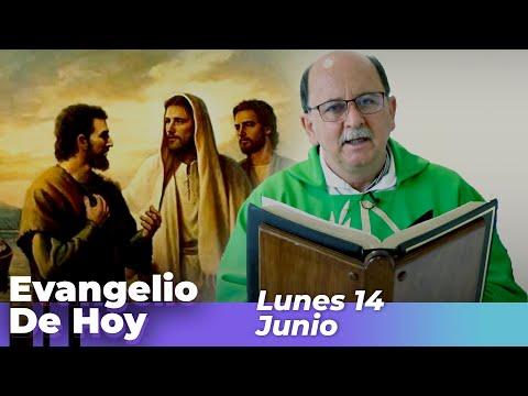 EVANGELIO DE HOY, Lunes 14 De Junio De 2021 - Cosmovision
