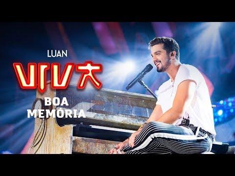 Luan Santana - Boa Memória