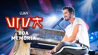Luan Santana - boa memória (DVD VIVA) [Vídeo Oficial]