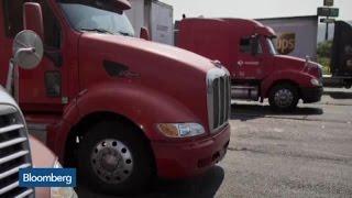 EPA Wants Big Trucks Put on a Fuel-Efficient Diet