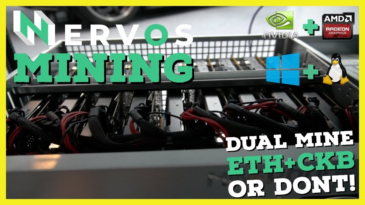 cryptocurrency mining with dual graphics
