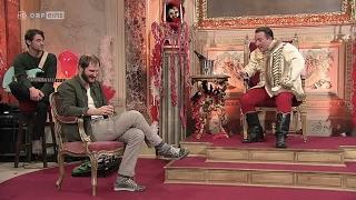 """WANDA bei """"Wir sind Kaiser"""" am 03.02.2017"""