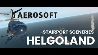 Helgoland for X-Plane 11 by Stairport Sceneries, Limesim & Aerosoft