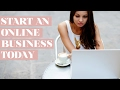 10 PROFITABLE ONLINE BUSINESSES YOU CAN START TODAY | GIRLBOSS 101