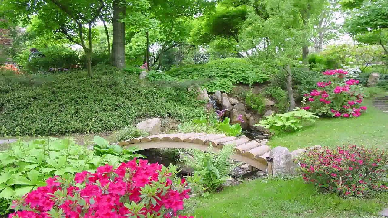 Japanese landscape design principles youtube for Japanese garden design principles