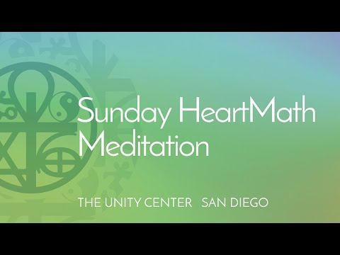 Coherent Field of Consciousness   Group Meditation @ The Unity Center
