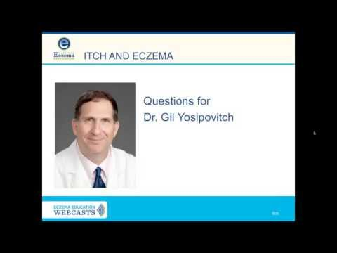 NEA Eczema Education Webcast: Itch
