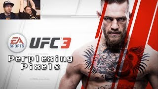 Perplexing Pixels: EA Sports UFC 3 (Xbox One X) (review/commentary) 260