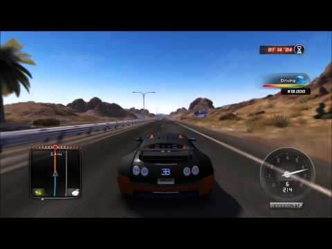 test drive unlimited 2 bugatti veyron super sport youtube. Black Bedroom Furniture Sets. Home Design Ideas