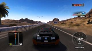 Test Drive Unlimited 2 - Bugatti Veyron Super Sport