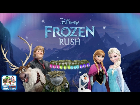 Frozen Rush - Bring Back The Glow To The Fading Northern Lights (Disney Games)