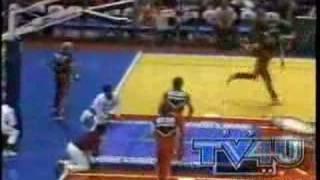 Amazing Basketball Stunts