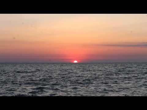 Восход солнца, Одесса,  Море.