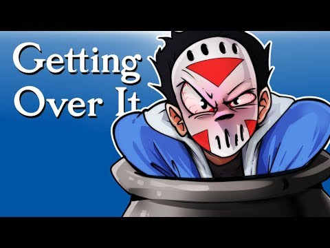 Getting Over It – RAGELIRIOUS CAN'T CLIMB!