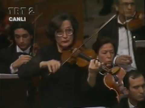 A.Adnan Saygun - Violin Concerto - Suna Kan & Rengim Gökmen