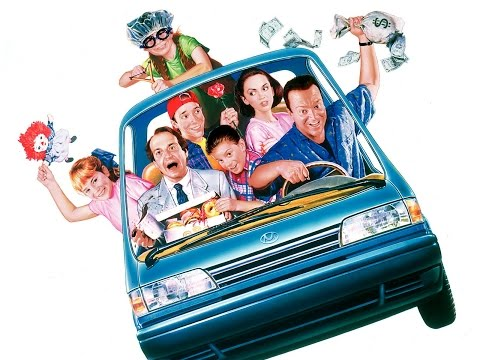 Carpool(1996) Movie Review/Rant