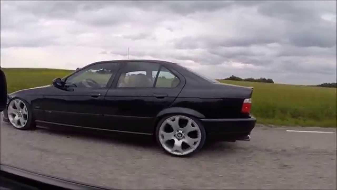 Stanced Bmw E36 Sedan Amp Cabrio 1080p Youtube