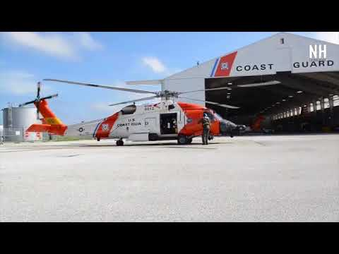 Coast Guard Air Station Clearwater Evacuates Air Craft To New Orleans In Preparation For Hurricane I
