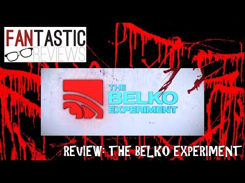 Movie Review: The Belko Experiment (SPOILERS)