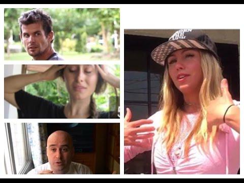 Durian Rider, A-Bas-Le-Ciel, Hannah Chloe, VEGAN Drama (I Founded Raw Till 4) 1,200 Calorie Mukbang