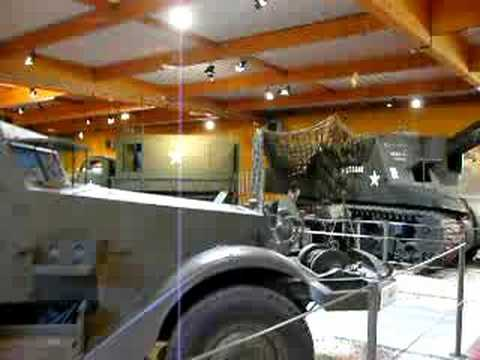 Bayeux  D-Day Museum. Sep.20 2008