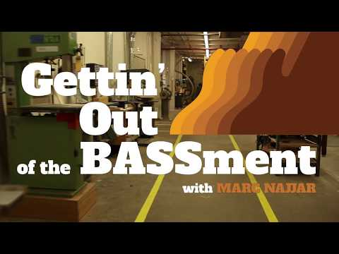 Fodera Guitars Factory Tour | Gettin' Out of the BASSment (Episode 3)