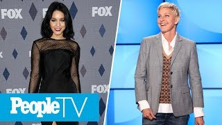 Ellen DeGeneres Considers Leaving Her Show, Vanessa Hudgens On Working With J.Lo | PeopleTV