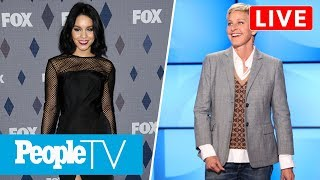 Ellen DeGeneres Considers Leaving Her Show, Vanessa Hudgens On Working With J.Lo | LIVE | PeopleTV