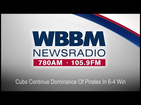 Cubs Continue Dominance Of Pirates In 6-4 Win (Audio)