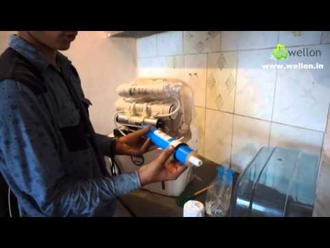 How To Install RO System or How to fix Water Purifier  or Filter at home in less than 6 minutes.
