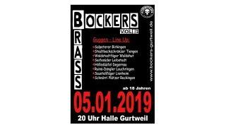 Bockers Brass Volume 3 - demnächst auf Schwarzwald TV