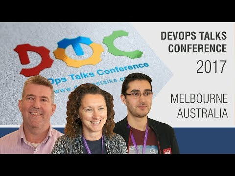 DOTC 2017, Scott Thomson from Google about DevOps Talks Conference 2017