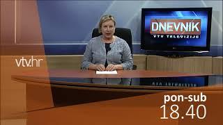 VTV Dnevnik najava 22. lipnja 2018.