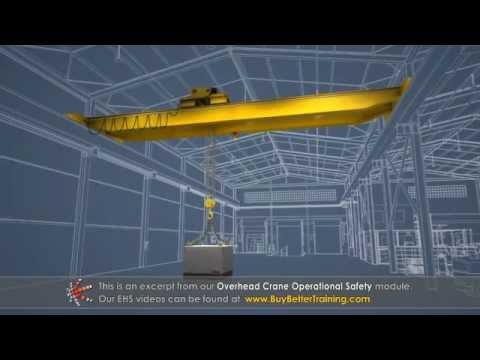 Overhead Crane Operational Safety Training