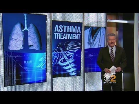 New Adult Asthma Treatment