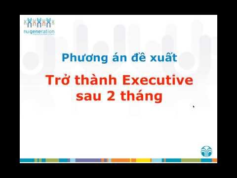 Mô Hình Executive Trong 2 Tháng và Tăng Trưởng Vững Chắc