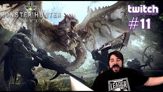 Game Rating Review Weekly TWITCH Stream: Monster Hunter World #11 with Nick & David (09/05/18)