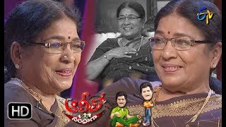 Alitho Saradaga | 22nd April 2019 | Dubbing Janaki (Actress) | ETV Telugu