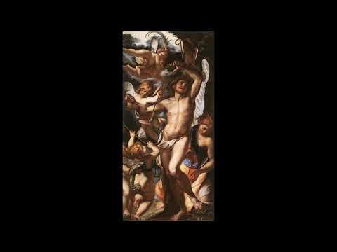 Джулио Чезаре Прокаччини (1574-1625) (Procaccini Giulio Cesare) картины великих художников