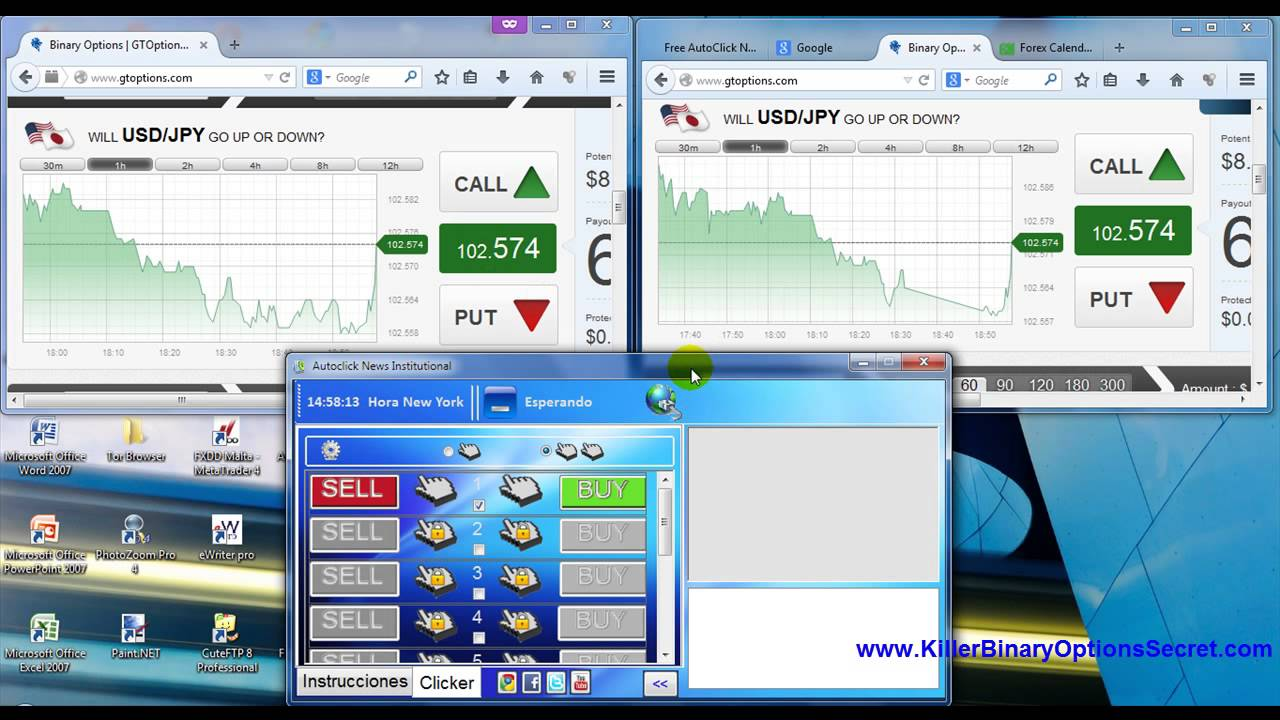 Binary options accuracy