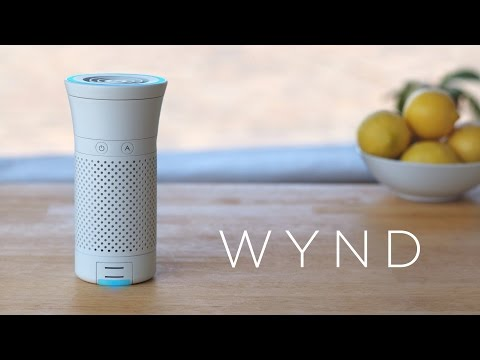 hqdefault - Wynd: the smart portable air purifier