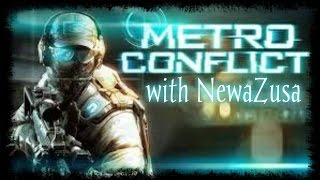 Metro Conflict -Ep.2- Rona, the new sniper!