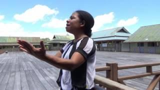 Lagu pop daerah Papua terbaru 2017-Kofi Ido & Leontina - Tanah Papua