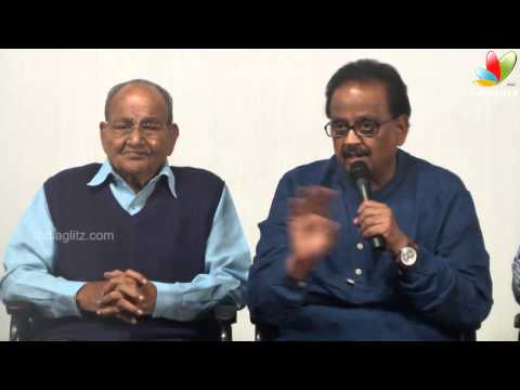 S. P. Balasubrahmanyam Knath at Sankarabharanam Tamil Movie Audio Launch