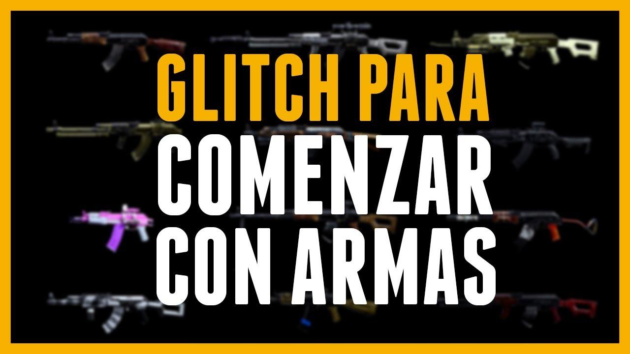 🐞 Cómo COMENZAR la PARTIDA con ARMAS de Lobby en WARZONE - GLITCH warzone TEMPORADA 4